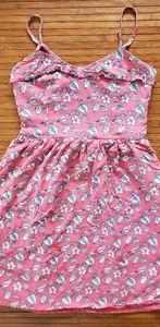 Pink dress lauren conrad